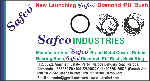 SAFCO INDUSTRIES
